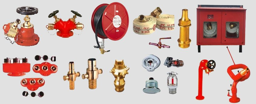 Fire Hydrant System in Rawalpindi - Universal Fire Protection Co. pvt Ltd
