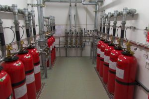 FM – 200 (HFC – 227ea) Clean Agent Fire Supression Systems