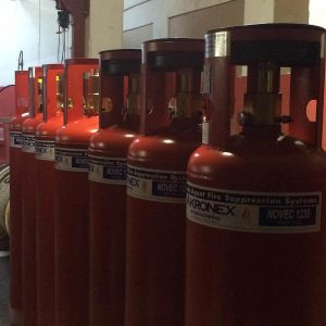 Novec 1230 (FK-5-1-12) Clean Agent Fire Suppression Systems
