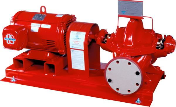 Fire Fighting Pumps in Pakistan