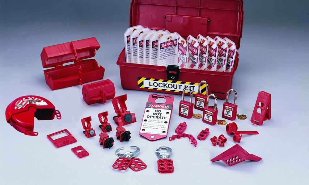 Lockout Tagout in pakistan