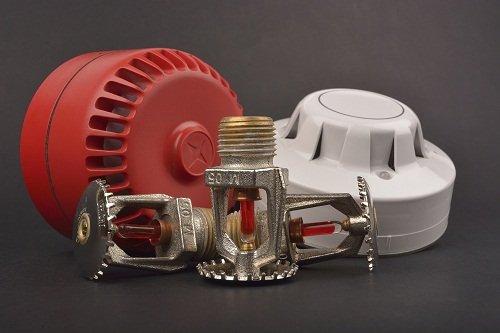 Fire Sprinkler System 1 Fire Sprinkler System