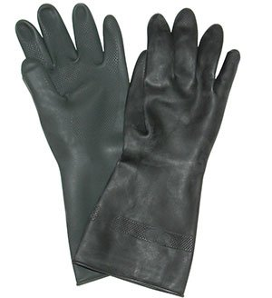 Rubber Gloves 5 Rubber Gloves