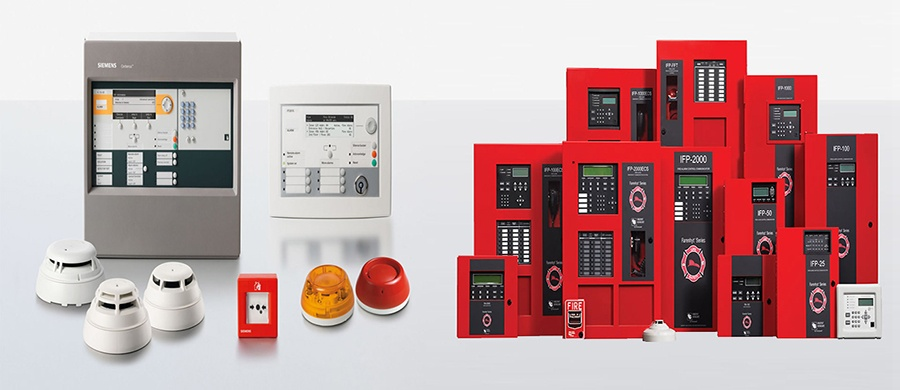Fire Alarm System Pakistan - Universal Fire Protection Co
