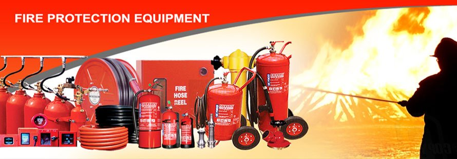 Fire Fighting Companies in Karachi - Universal Fire Protection Co. pvt Ltd