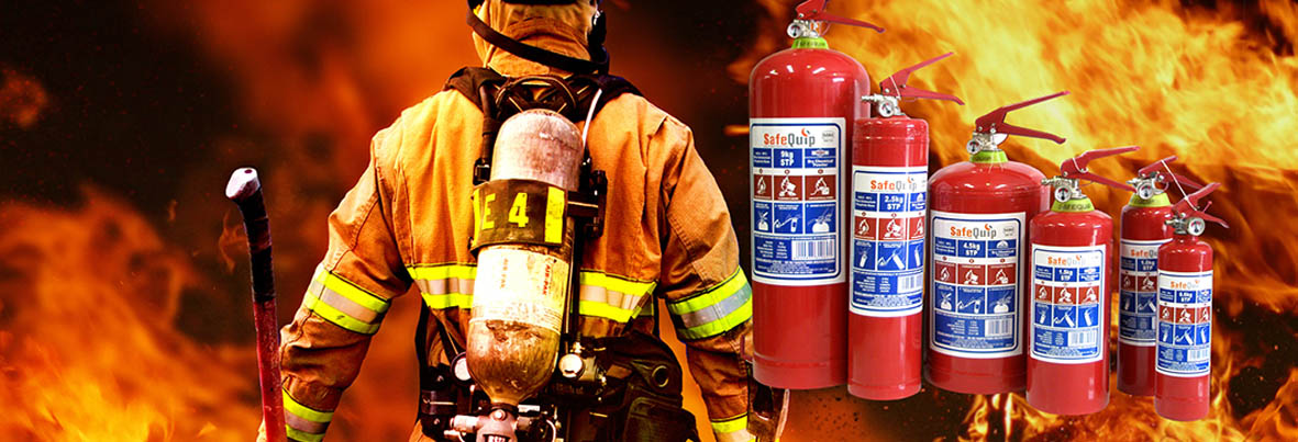 Fire Fighting Companies in Pakistan - Universal Fire Protection Co. pvt Ltd