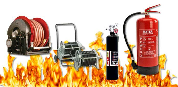 Fire Fighting Suppliers Lahore - Universal Fire Protection Co. pvt Ltd