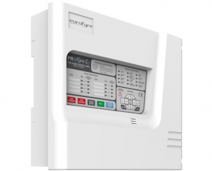 ProFyre C8 Conventional Fire Alarm Pane 1 ProFyre C8 Conventional Fire Alarm Pane