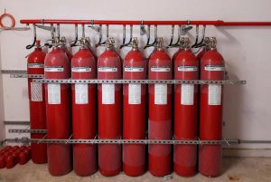 Carbon Dioxide (CO2)Fire Suppression Systems