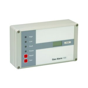 EF-100 Single Point Gas Alarm 1 EF-100 Single Point Gas Alarm