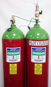 Inert Fire Suppression Systems