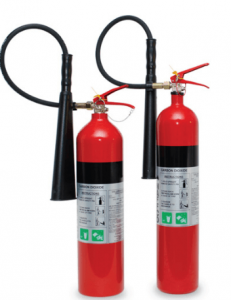 Naffco CO2 Fire Extinguishers 3 Naffco CO2 Fire Extinguishers