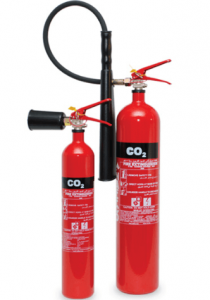 Naffco CO2 Fire Extinguishers 2 Naffco CO2 Fire Extinguishers