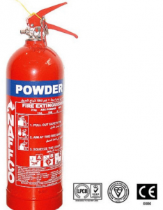 Naffco Dry Powder Fire Extinguishers 3 Naffco Dry Powder Fire Extinguishers
