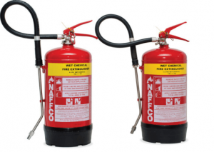 Neffco Wet Chemical Fire Extinguisher 1 Neffco Wet Chemical Fire Extinguisher