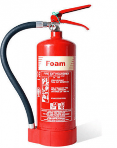 Portable Foam Fire Extinguishers -LPCB Approved 1 Portable Foam Fire Extinguishers -LPCB Approved