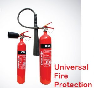Co2 Chinese Fire Extinguisher