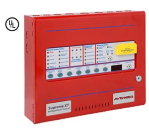 Releasing Fire Control Panels