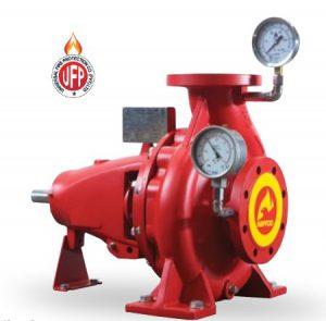 Naffco fire pump