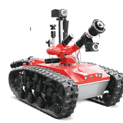 Wei Tech Explosion-Proof Fire Fighting Robot