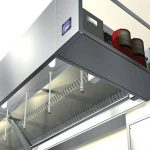 AKRONEX Kitchen Fire Suppression System
