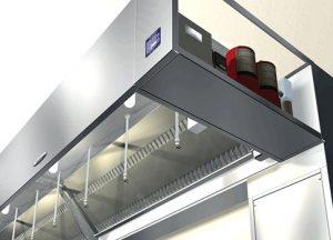 AKRONEX Kitchen Fire Suppression System