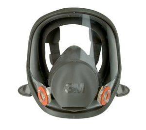 Black 3M Full Face Mask