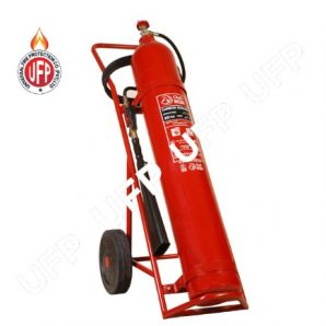 co2 trolley fire extinguisher