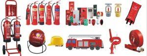 Fire fighting equipment in Karachi